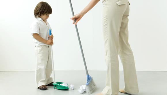 Enseña a tus hijos a ser ordenados con estos cuatro consejos