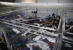 La cifra de niños migrantes en tutela de EE.UU. cae un 45% en menos de un mes