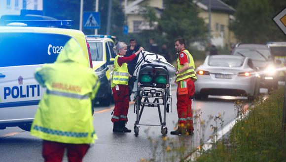 El tiroteo ocurrió en el centro islámico Al Noor, en Baerum, un suburbio de Oslo. (Foto referencial: AFP)