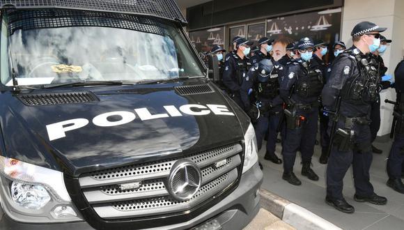 Un australiano mató a un ladrón que entró a su casa y vivió con su cuerpo durante 15 años. (Foto referencial, William WEST / AFP).