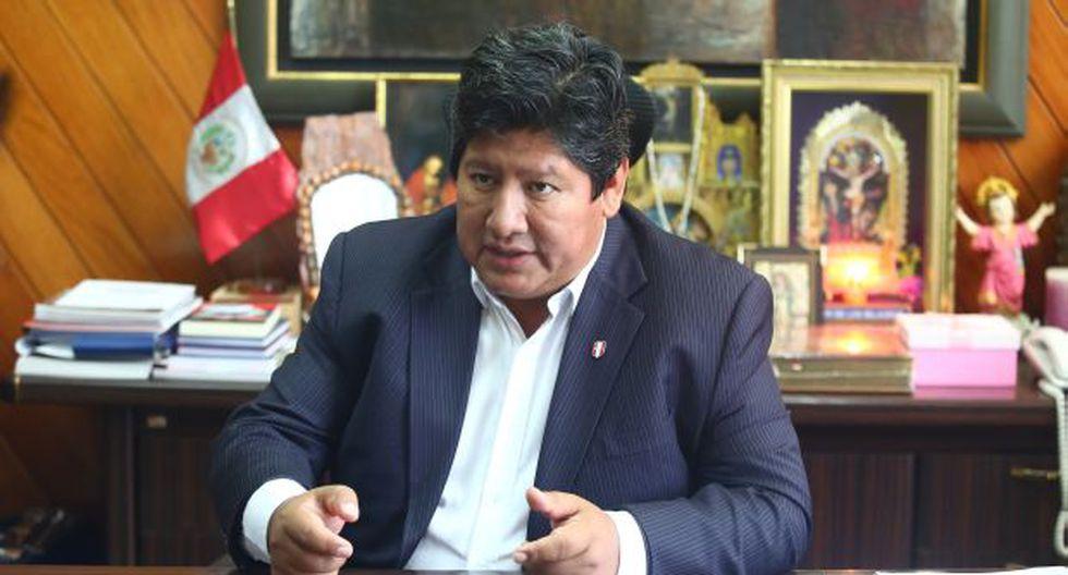 En el 2016, Edwin Oviedo tuvo a su favor una sentencia de casación de la Sala Penal Permanente de la Corte Suprema, que integró el juez César Hinostroza. (Foto: Archivo El Comercio)