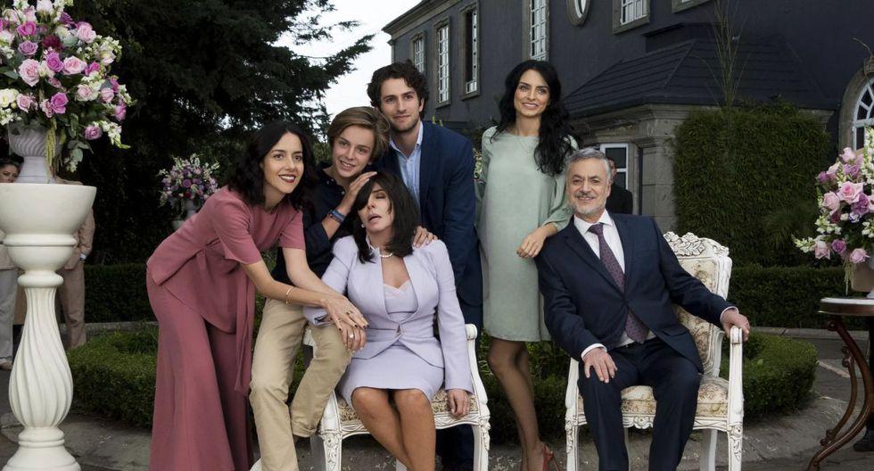 La popular serie mexicana regresa a Netflix este 18 de octubre. (Foto: Netflix)