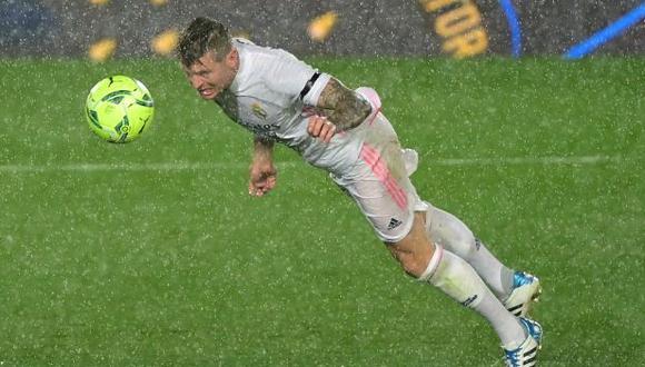 Toni Kroos, tras contagiarse de coronavirus, espera volver mejor para jugar la Eurocopa. (Foto: AFP)