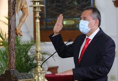 ¿Quién es César Gentille, el nuevo ministro del Interior?