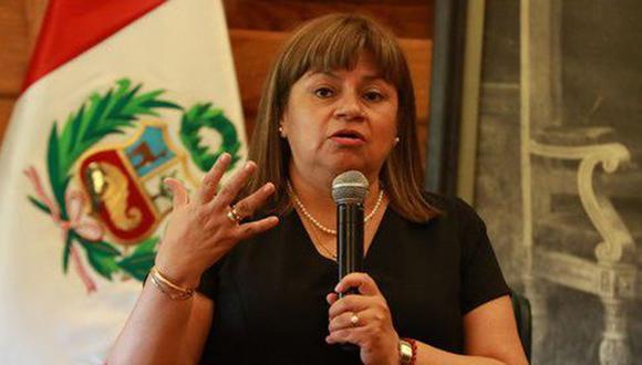 En diálogo con TV Perú, Tomás exhortó a los padres de familia a hacer el uso responsable de este desinfectante. (Foto: GEC)
