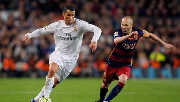 Liga española BBVA: día y hora de partidos del Barza y Madrid