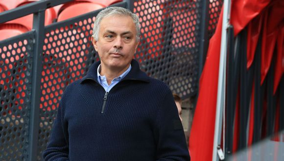 José Mourinho actualmente dirige al Tottenham de la Premier League. (Foto: AFP)