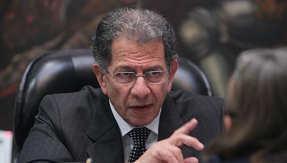 Urviola: Se están revisando fallos dados por ex magistrados