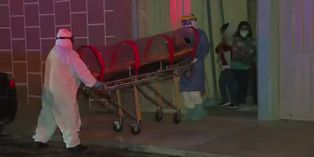 Coronavirus México: una carrera en ambulancia contra la muerte