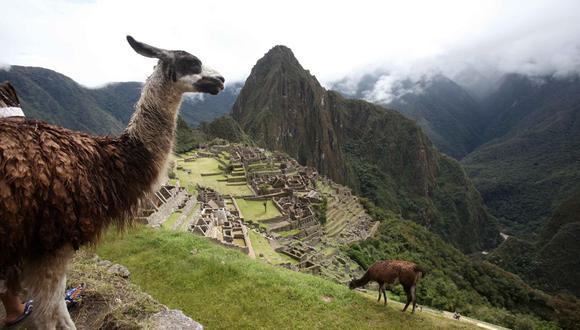 Los arribos a nuestra 'maravilla mundial', Machu Picchu, solo crecieron 0,6% el año pasado, respecto del 2018. (Foto: Archivo)
