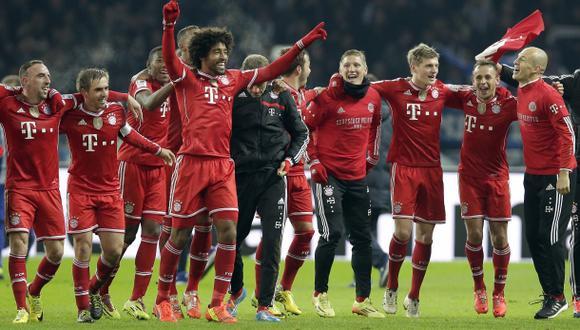Cinco razones que explican la supremacía del Bayern en Alemania