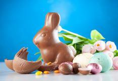 Semana Santa 2021: receta de unos huevos de Pascua rellenos de golosinas