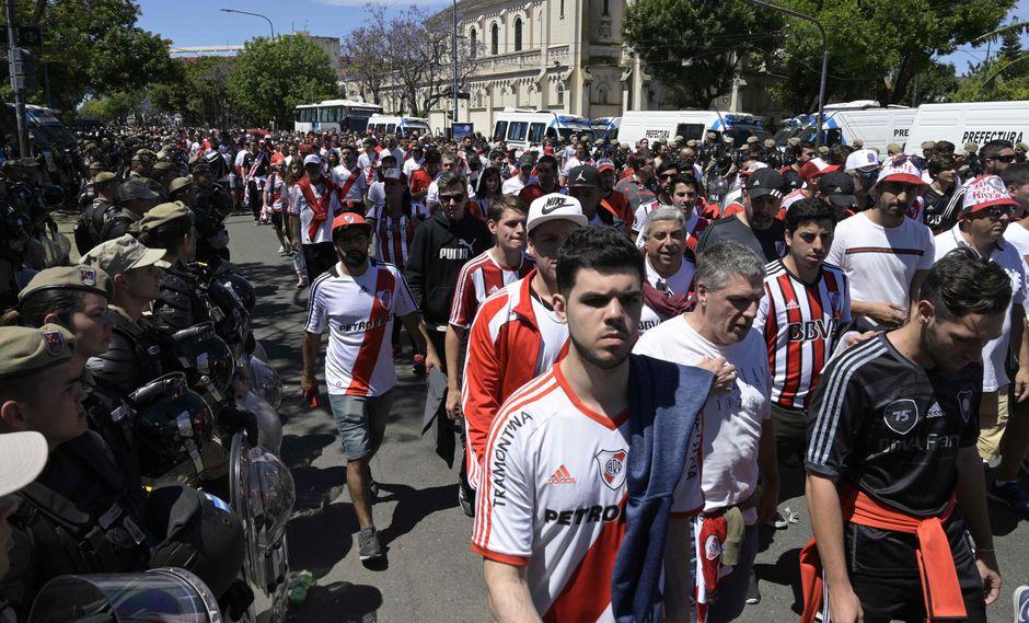 River Plate recibirá este domingo a Boca Juniors en el Monumental por la Superliga Argentina. (Foto: AFP)
