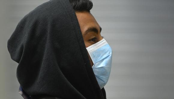 Los jóvenes han comenzado a salid a las calles en medio de la pandemia. (Foto: Marvin RECINOS / AFP)