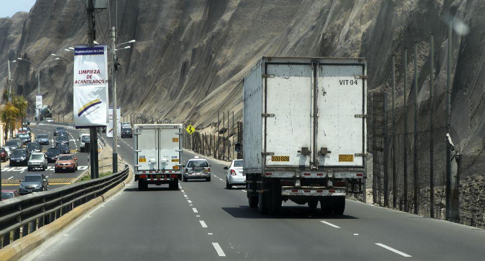 Trabajos de señalización deberán instalarse en los accesos principales al Circuito de Playas de la Costa Verde. (Foto: Referencial/Archivo GEC)