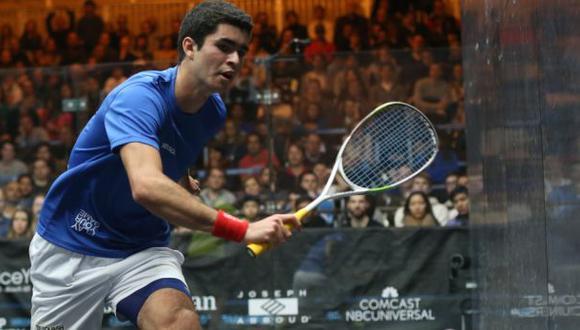 Diego Elías ganó su cuarto título de Circuito Mundial de Squash