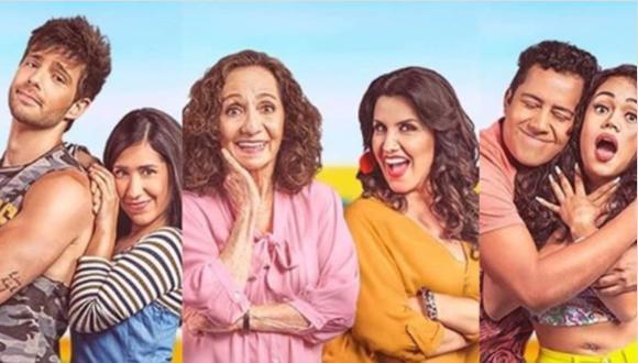 """""""Los Vílchez"""": protagonistas se despiden de la serie con emotivos mensajes  (Foto: Instagram)"""