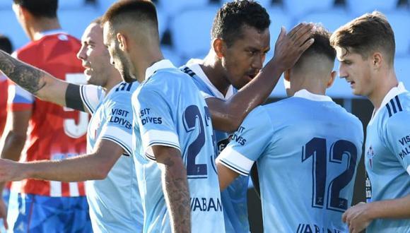 Celta de Vigo enfrenta este viernes a Villarreal por la fecha 18 de LaLiga. (Foto: Celta de Vigo)