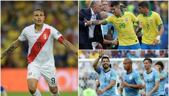 Solo Perú, Uruguay y Brasil mantienen al mismo estratega de las Eliminatorias anteriores | Foto: Agencias