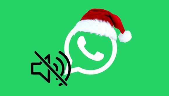 ¿Sabías que WhatsApp puede bloquear tu cuenta el 25 de diciembre a las 12 de la noche? Esto debes tomarlo en cuenta. (Foto: WhatsApp)