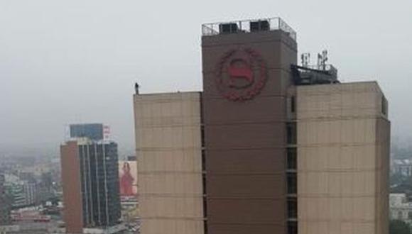 Sheraton: PNP reveló que suicida era colombiana y menor de edad