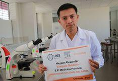 Peruano es finalista en concurso que elige a mejores estudiantes de medicina del mundo