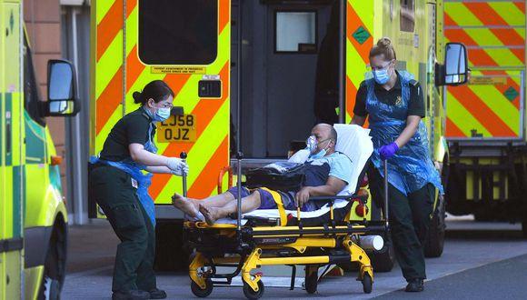 Coronavirus en Reino Unido | Ultimas noticias | Último minuto: reporte de infectados y muertos domingo 26 de abril del 2020 | Covid-19 | (Foto: EFE / EPA / NEIL HALL).