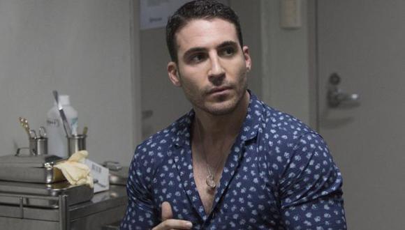 """Miguel Ángel Silvestre, actor de """"Sense8"""", agradece a sus fans por el regreso de la serie. (Foto: Netflix)"""