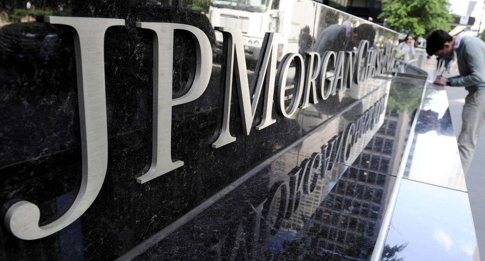 El banco de inversiones JP Morgan Chase. (Foto: EFE)