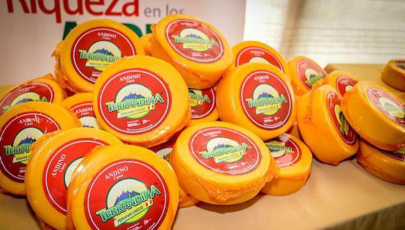 Los quesos andinos ganan espacio en el canal moderno
