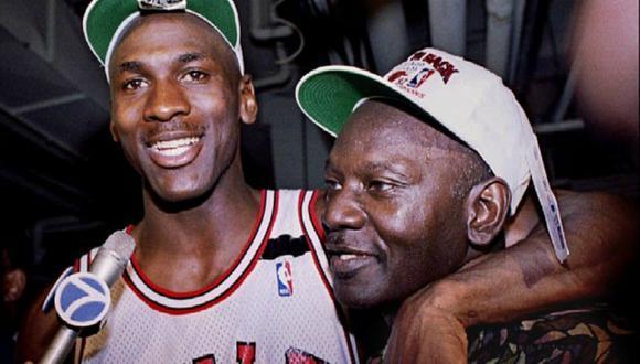 ¿Como murió James Jordan, el padre de Michael Jordan? (Foto: NBA)