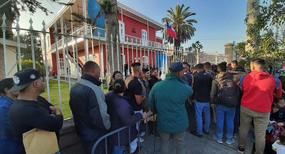 Venezolanos en Tacna: reacciones en Chile tras declaraciones de gobernador regional