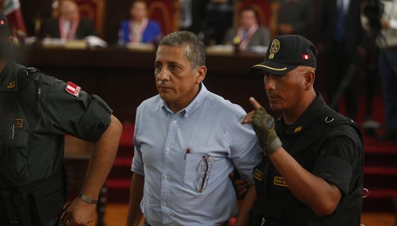 Antauro Humala fue trasladado el último jueves desde el penal Virgen de la Merced (Chorrillos) a Ancón II. El INPE tomó esta decisión por medidas de seguridad.  (Foto: GEC)