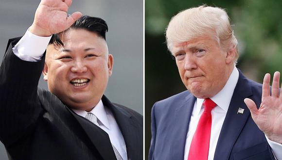 """Corea del Norte: Negociaremos con Trump """"si se dan condiciones"""""""