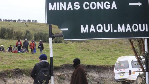 """Presidente de Buenaventura: """"Proyecto Conga ya no es viable"""""""