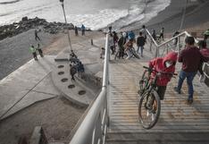 Acceso a playas: recorrimos la Costa Verde desde La Punta a Chorrillos y así la encontramos | FOTOS