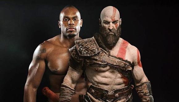 Shad Gaspard: la vez que la estrella de la WWE hizo de Bane y Kratos en los  videojuegos | Telltale Games | Batman | God of War | PlayStation | Estados  Unidos |