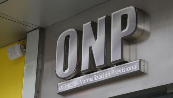 """""""Si la ONP no puede devolver los aportes porque ya los usó para pagar pensiones, entonces, la plata tiene que salir del tesoro público"""". (Foto: Archivo)."""