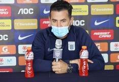 "Daniel Ahmed: ""No tengo dudas de que Alianza Lima se va a quedar en primera"""