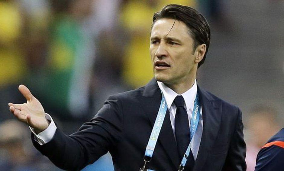 Técnico de Croacia fue sarcástico con penal a favor de Brasil
