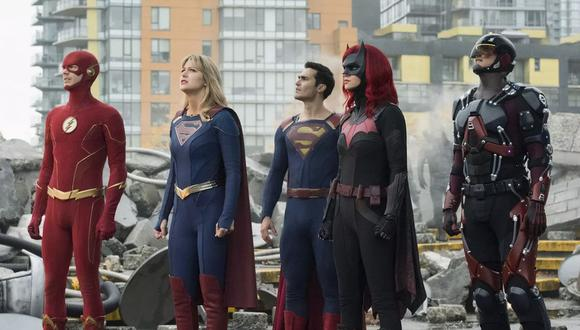 Crisis en Tierras Infinitas Parte 3 y 4: lo que debes recordar antes de ver el final de la Crisis on Infinite Earths del Arrowverso (Foto: The CW)
