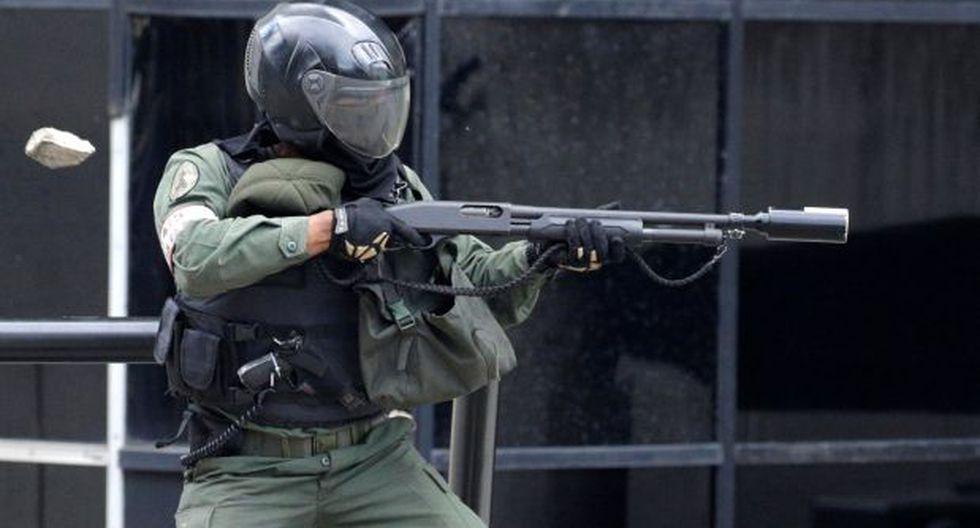 Venezuela: Feroz represión deja un muerto y más de 180 heridos
