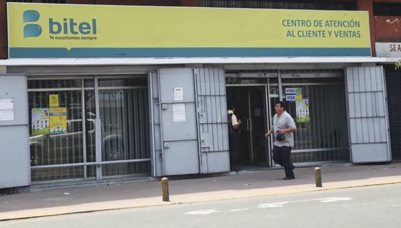 Bitel también cometió infracciones relacionadas a la información que entregó a sus clientes sobre las condiciones de uso del servicio. (Foto: GEC)