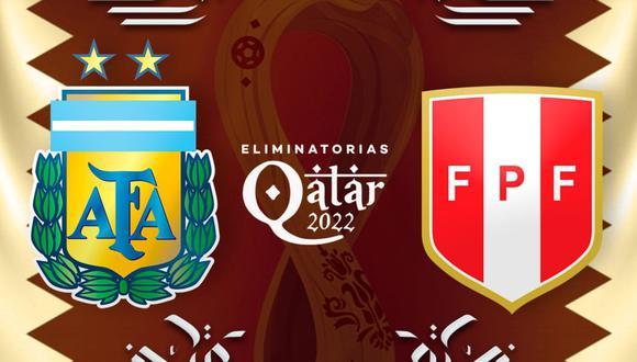 Argentina vs Perú en vivo online vía TV Pública TyC Sports América TV en  directo gratis a qué hora, en qué canal y dónde ver la transmisión por  Eliminatorias Qatar 2022 |