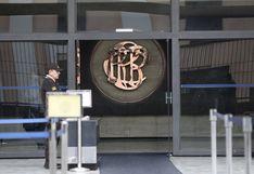 BCR mantuvo la tasa de interés de referencia en 2,25%