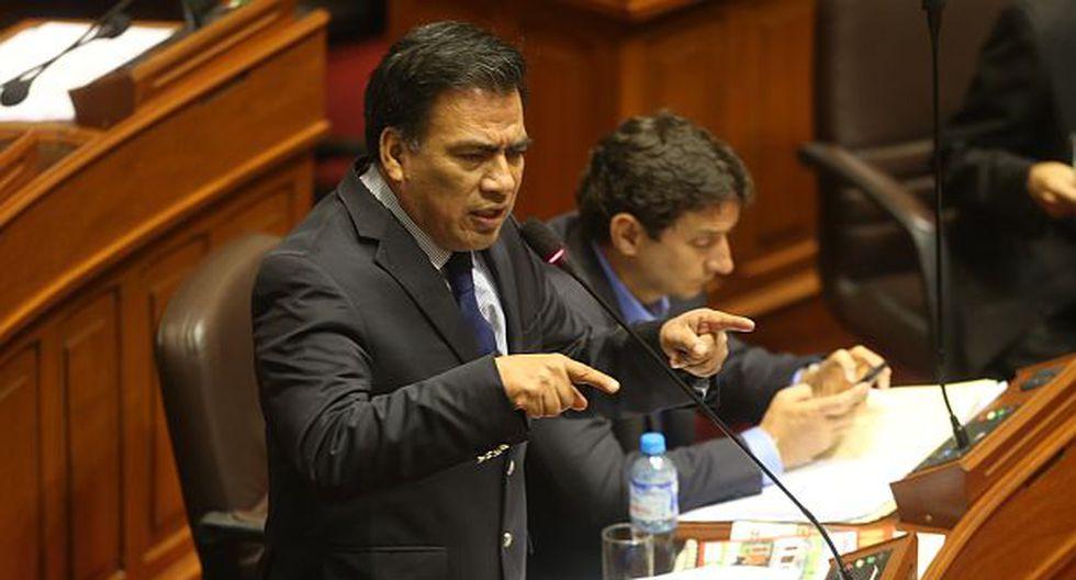 Velásquez se allanará a investigaciones por el Caso Orellana