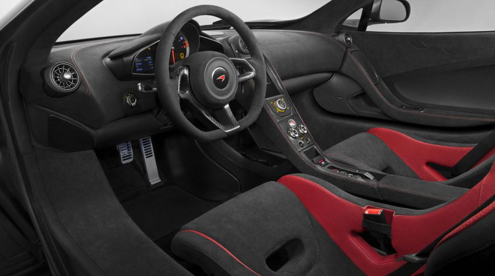 McLaren 675LT: El nuevo superauto de la marca inglesa - 6