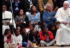 El Papa en Akamasoa, la ciudad de la esperanza que surgió de la basura en Madagascar