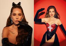 Camila Sodi le responde a cibernautas tras ser comparada con su tía Thalía