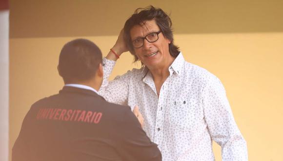 Ángel Comizzo habló sobre el retorno de los jugadores afectados por el coronavirus. (Foto: GEC)